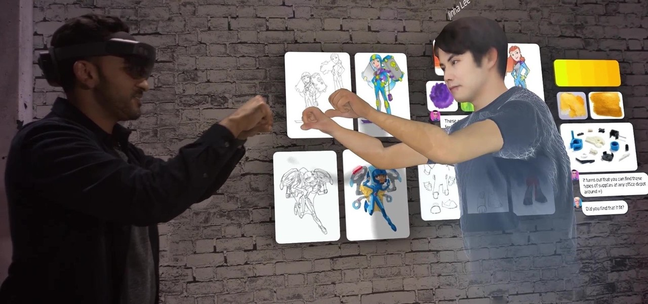 10 Remote Collaboration Apps for HoloLens, Magic Leap, & Mobile That Can Substitute for in-Person Meetings