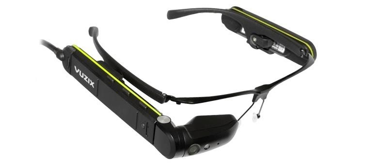 Vuzix M300 Smart Glasses Gains Mac & PC Screen Mirroring via iDisplay