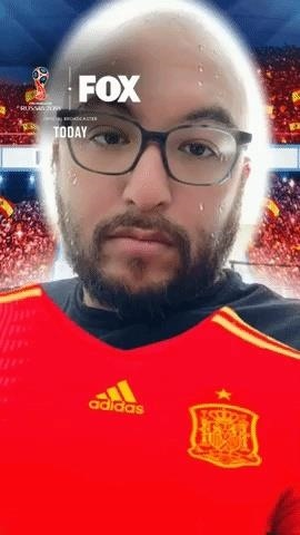 Snapchat & Facebook Kick Off the World Cup with Augmented Reality Effects
