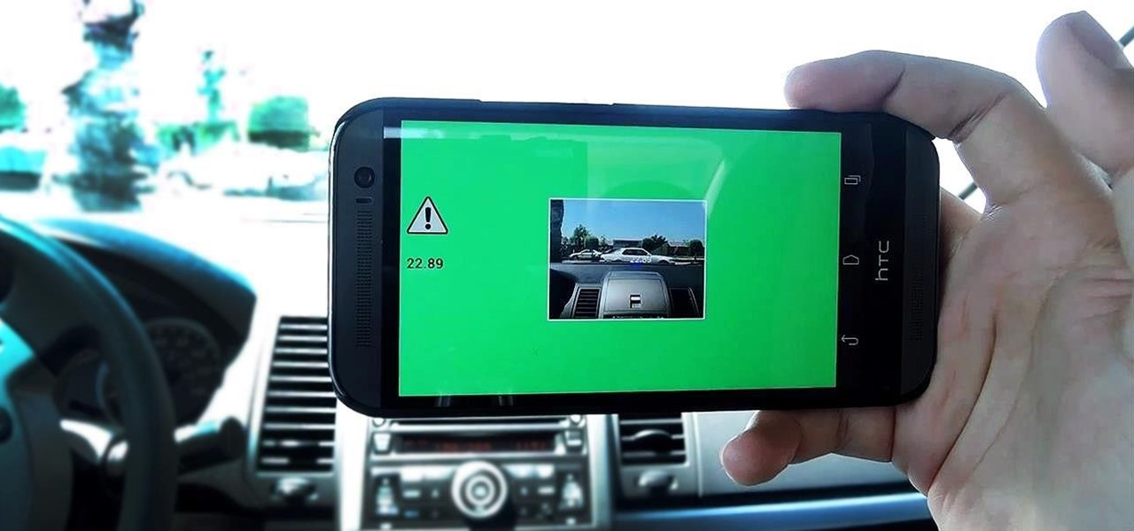 Android + Drive Assist = Augmented Reality Goodness for Your Car