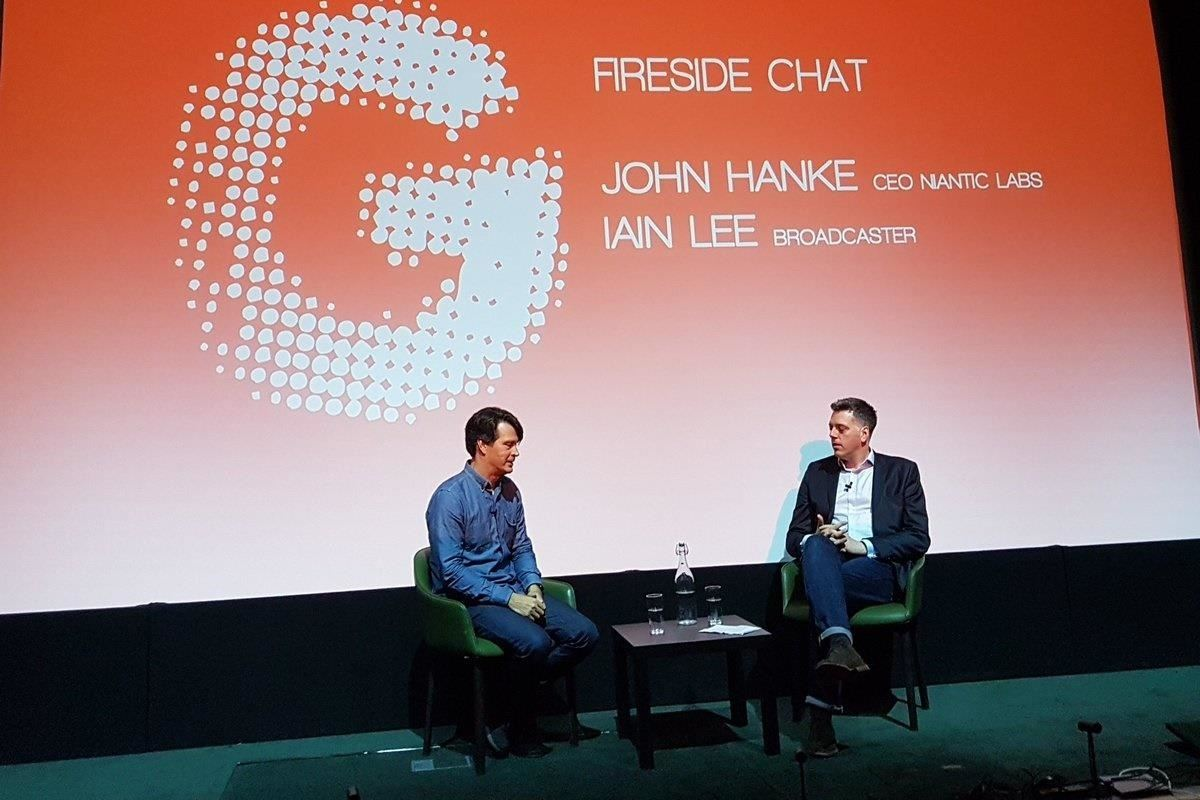 John Hanke, CEO of Pokémon GO Maker, Says AR, Not VR, Should Be the Way of the Future