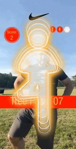 AR Snapshots: These Snapchat AR Lenses Let You Use Your Entire Body to Create Visual Masterpieces
