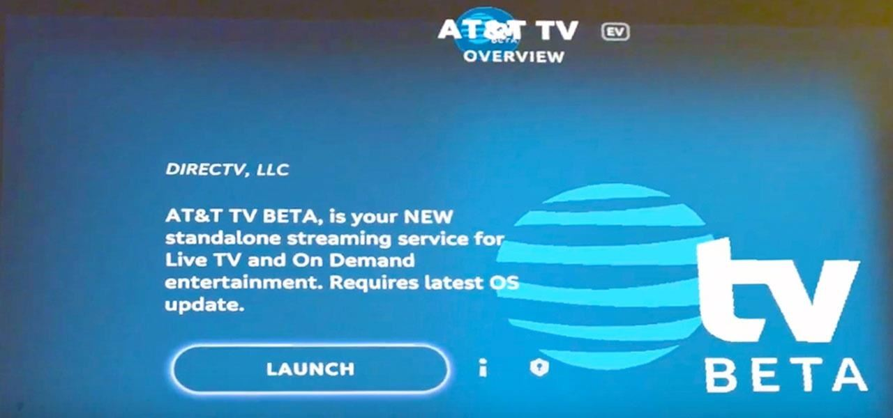 AT&T TV New Beta Streaming App for Magic Leap One Delivers