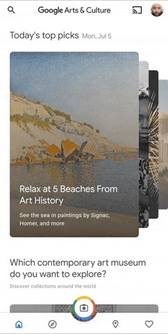 How to View Art from Your Chromecast in Augmented Reality