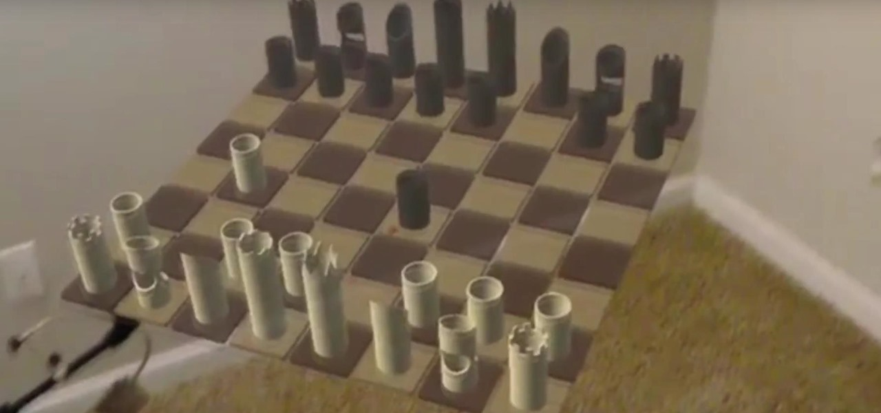 HoloChess Is a Great Example of How to Make a HoloLens App Without the Hardware
