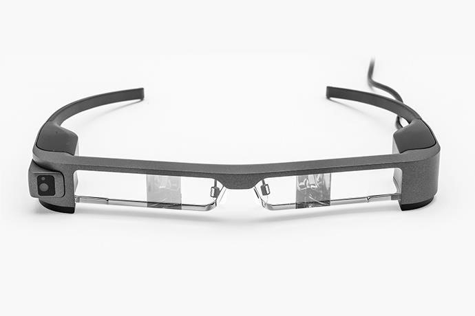 Epson Adds Two New Moverio Augmented Reality Headsets