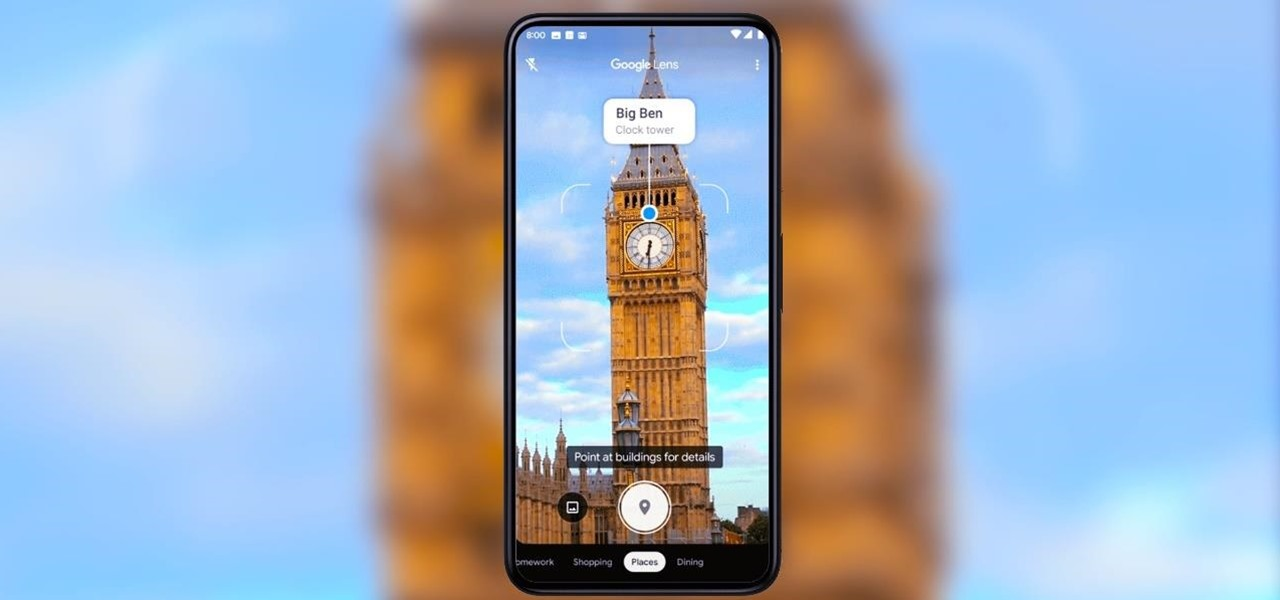 Google Extends AR Search Lead Over Apple with Landmark Recognition for Google Lens