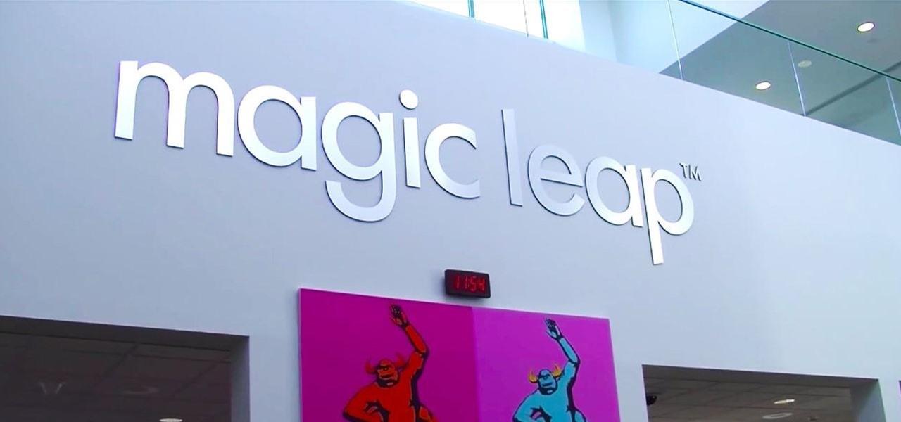 Inside Magic Leap's Secret Headquarters