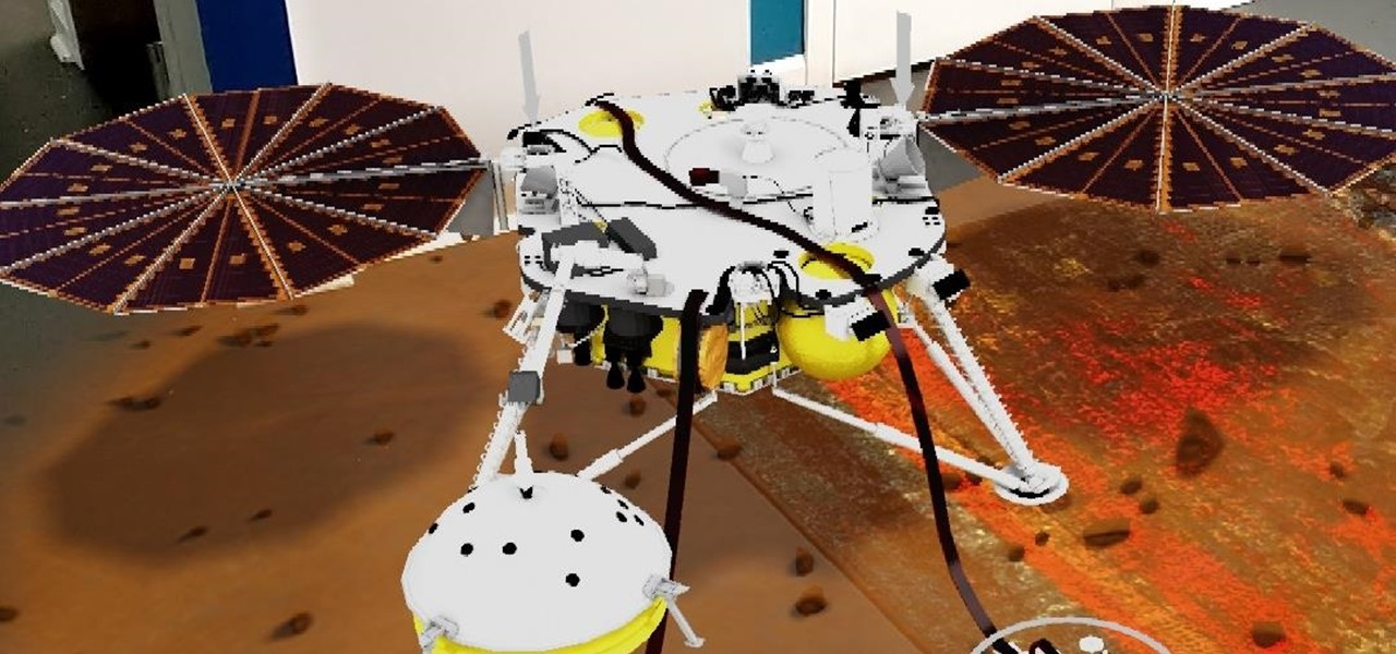 New York Times Hitchhikes on NASA's Mission to Mars via Augmented Reality