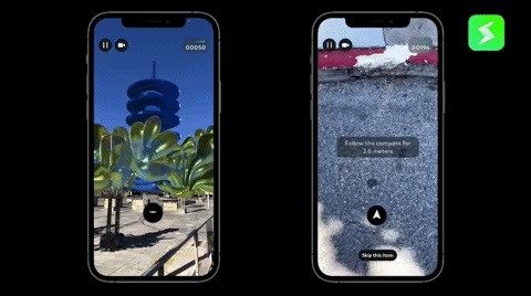 Apple Pushes ARKit Closer to the AR Cloud with Location Anchors, Expands Face Tracking Support