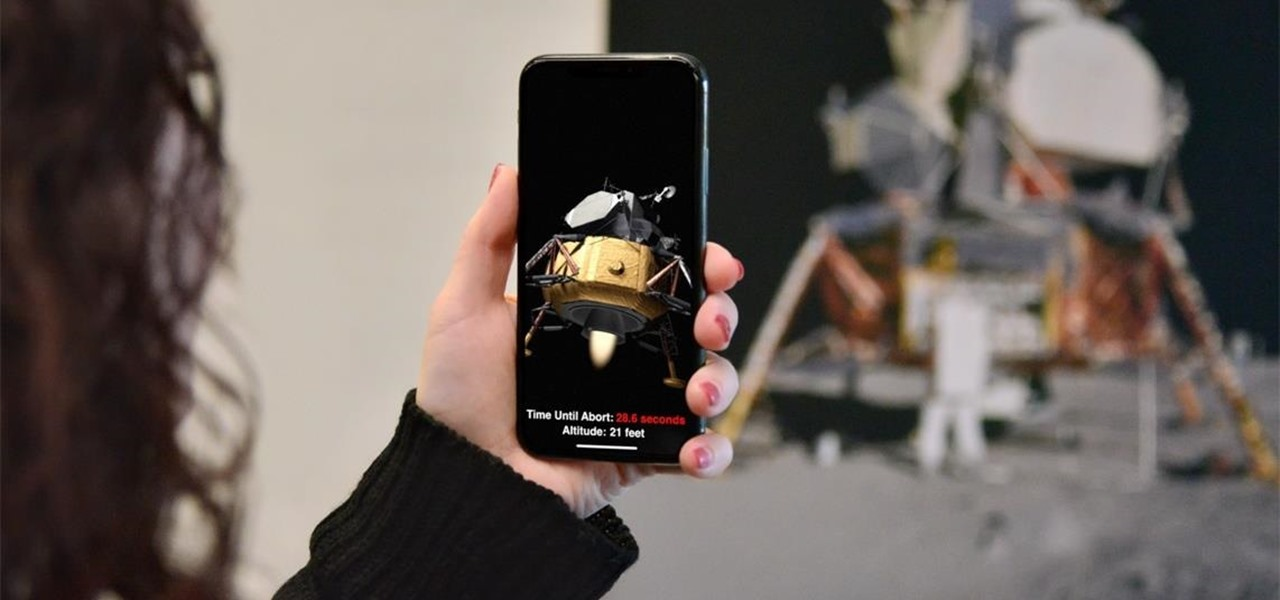 Apple Adds Much-Needed Vertical Surface Recognition in ARKit Update