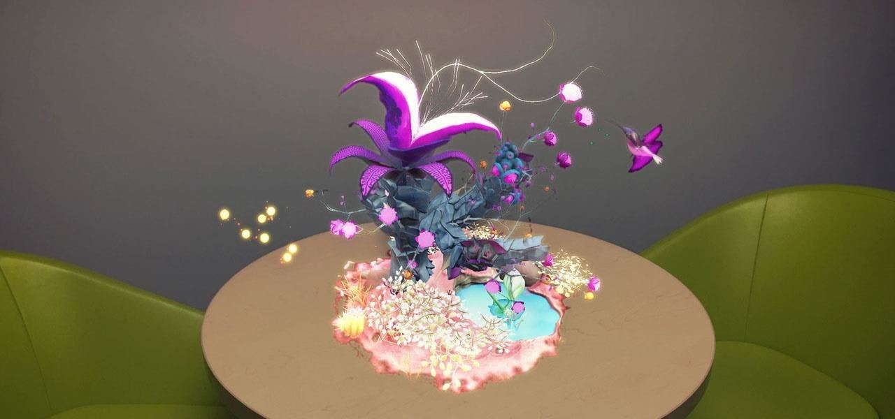 Insomniac Games Unveils Seedling Experience for Magic Leap One