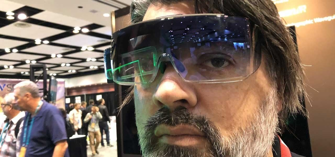 8 of the wildest augmented reality goggles you've ever seen