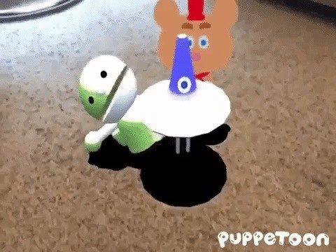 Puppetoon Promises to Give Your iPhone the Freedom to Create Augmented Reality Animations