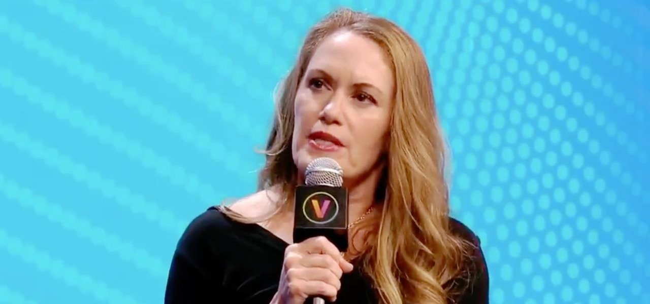 Magic Leap CEO Peggy Johnson Talks Remote AR Meetings Ahead of Magic Leap 2 Release