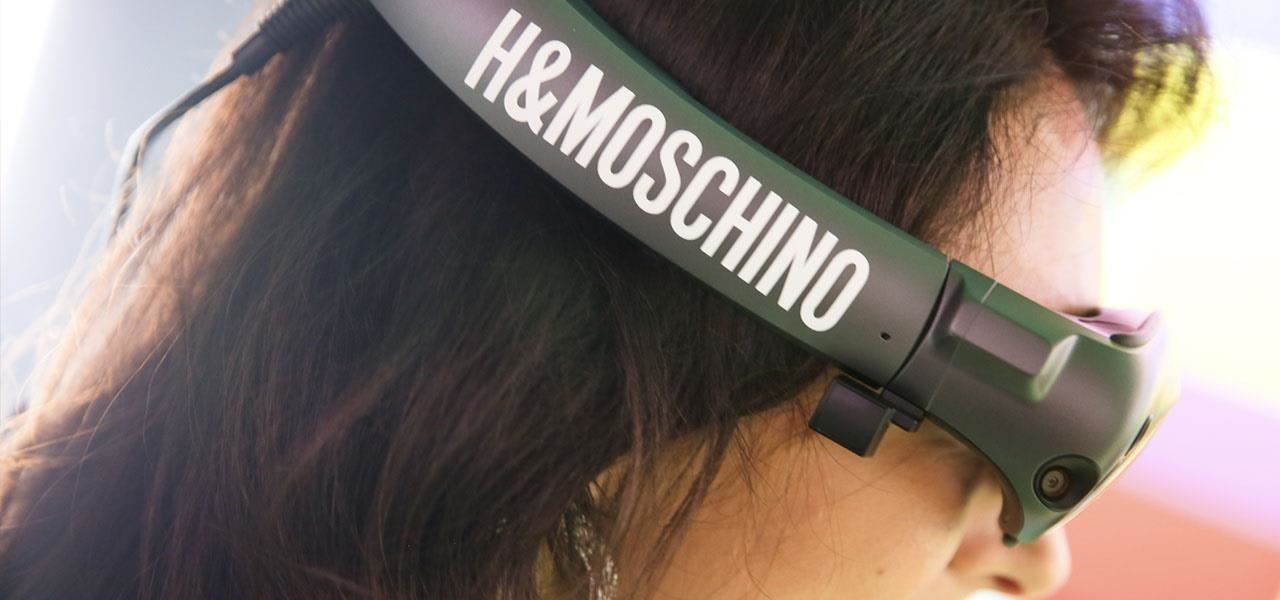 Moschino & H&M Harness the Power of Magic Leap One to Intro Augmented Reality to the Fashion World