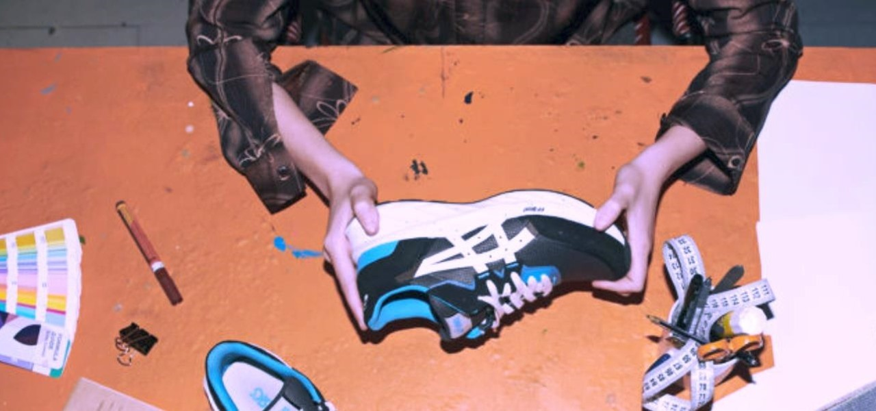 Asics Brings Its Sneaker Magic to the 3D World via NFT Auction