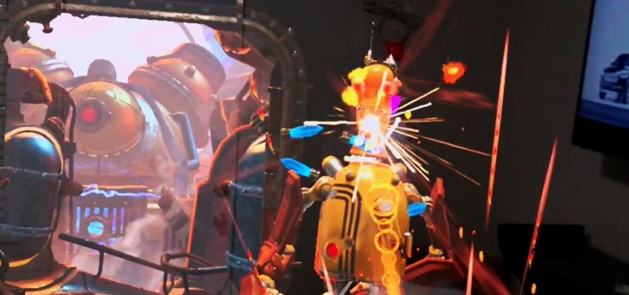 News: Hands-On with Magic Leap & Weta Workshop's Dr. Grordbort's Invaders