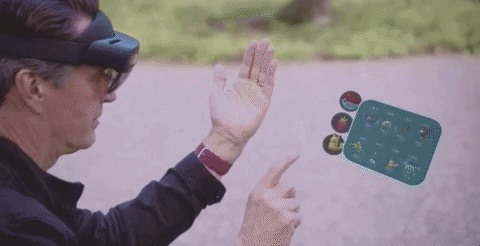 Microsoft Unveils Mesh Platform for Collaborative HoloLens Apps, Previews Pokemon GO Proof of Concept
