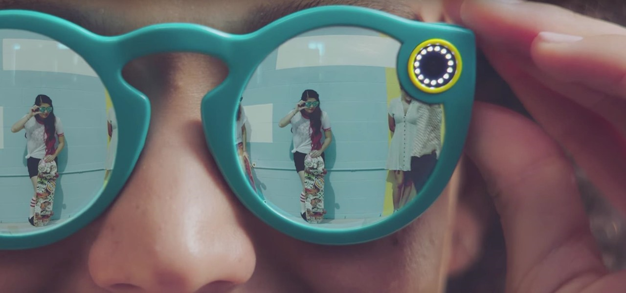 Snap Could Be Including Augmented Reality Features in New Spectacles