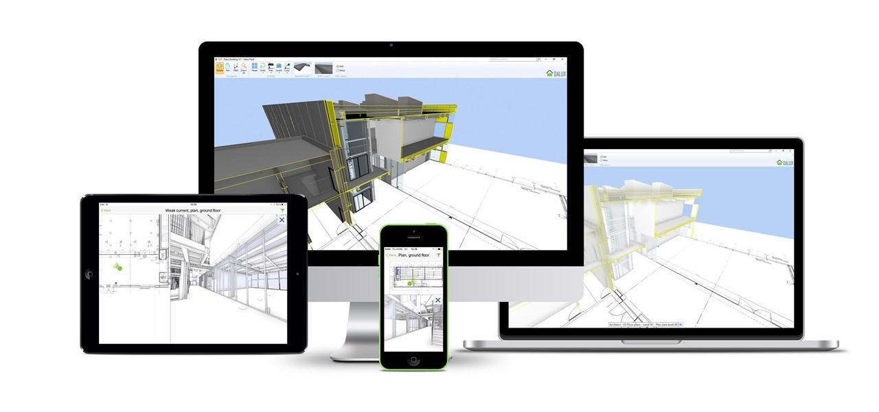 Dalux Adapts Augmented Reality to Mobile for Construction Industry
