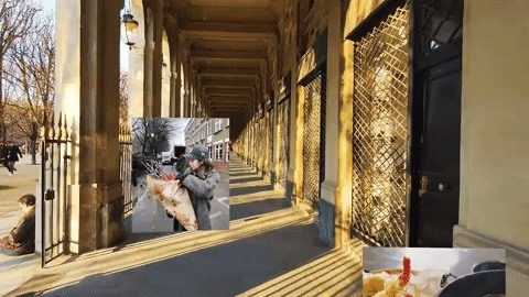 You Can See to the Other Side of the World with Google's Latest Web-Based AR Experiment