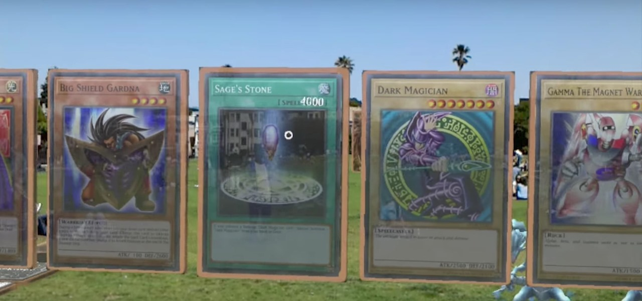 New Yu-Gi-Oh! AR Game Lets You Fight Monsters & Duel with Friends