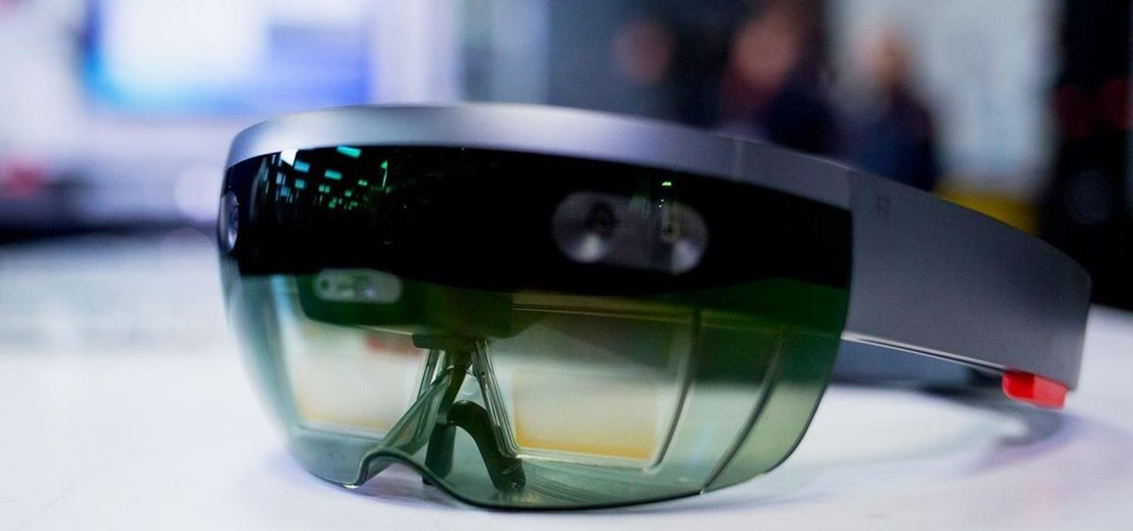 Microsoft Opens Access to Sensor Data on the HoloLens with 'Research Mode' Update
