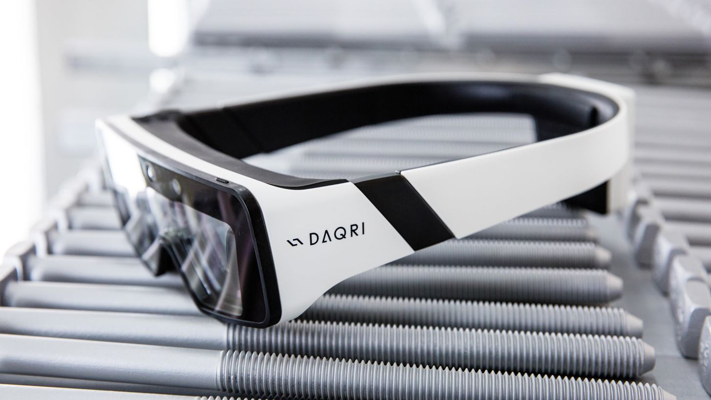 DAQRI Begins Shipping Its Ruggedized, Yet Portable AR Smartglasses Worldwide