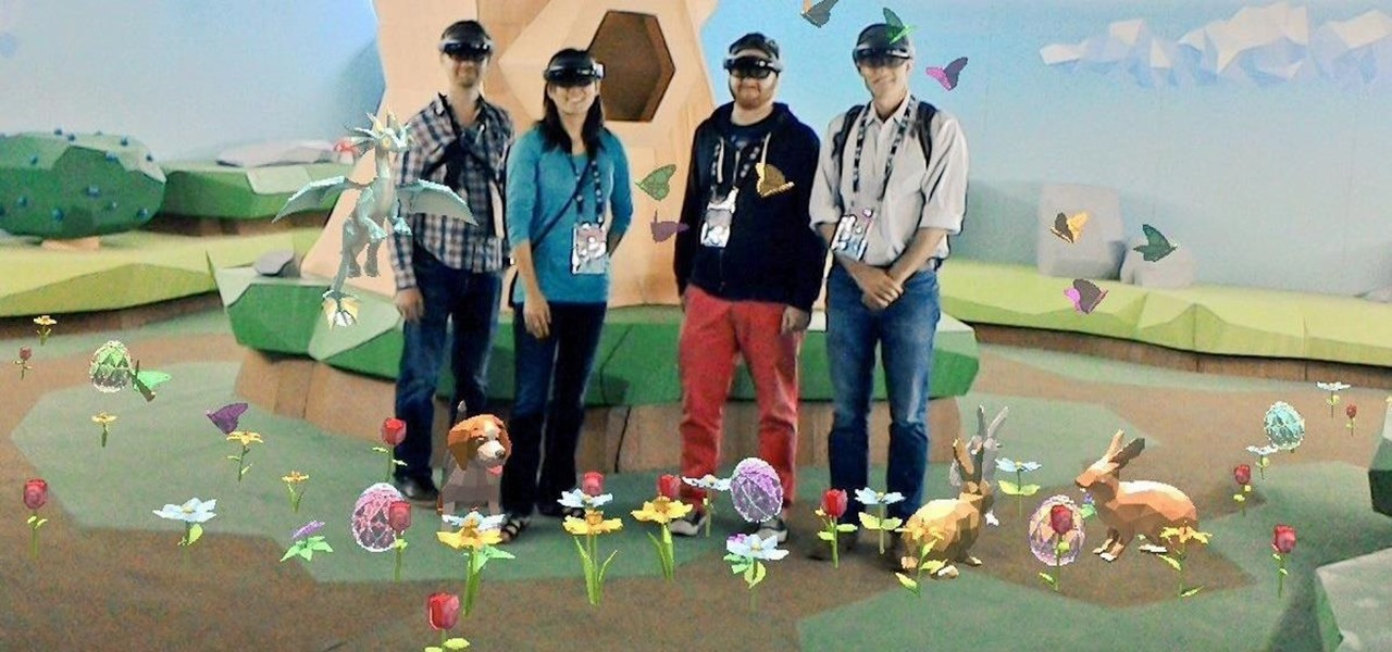 AR Hits the Conference Circuit
