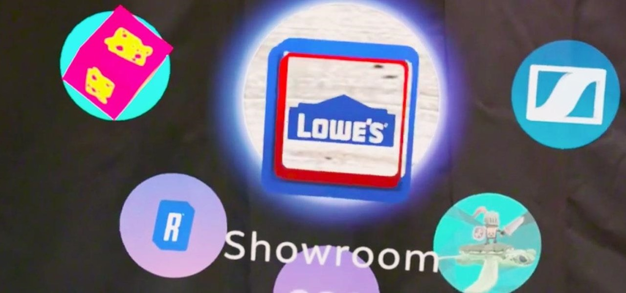 Lowe's Unleashes Its Magic Leap One App in Time for the Holiday Shopping Season