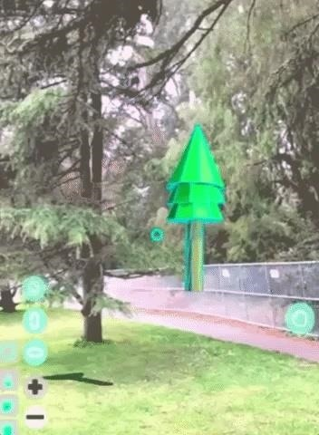 Apple AR: Get Creative in Making Your Own Virtual Campsite with Orb
