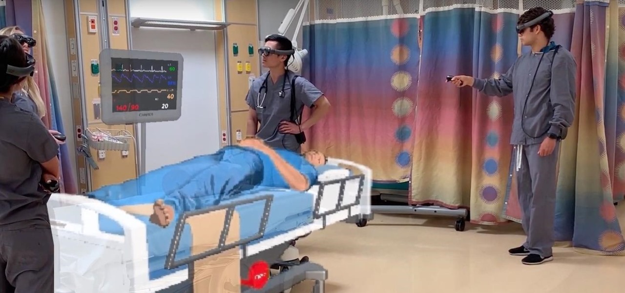 News: Stanford Children's Hospital Experiments with Magic Leap One to Reinvent Medical Training Simulations