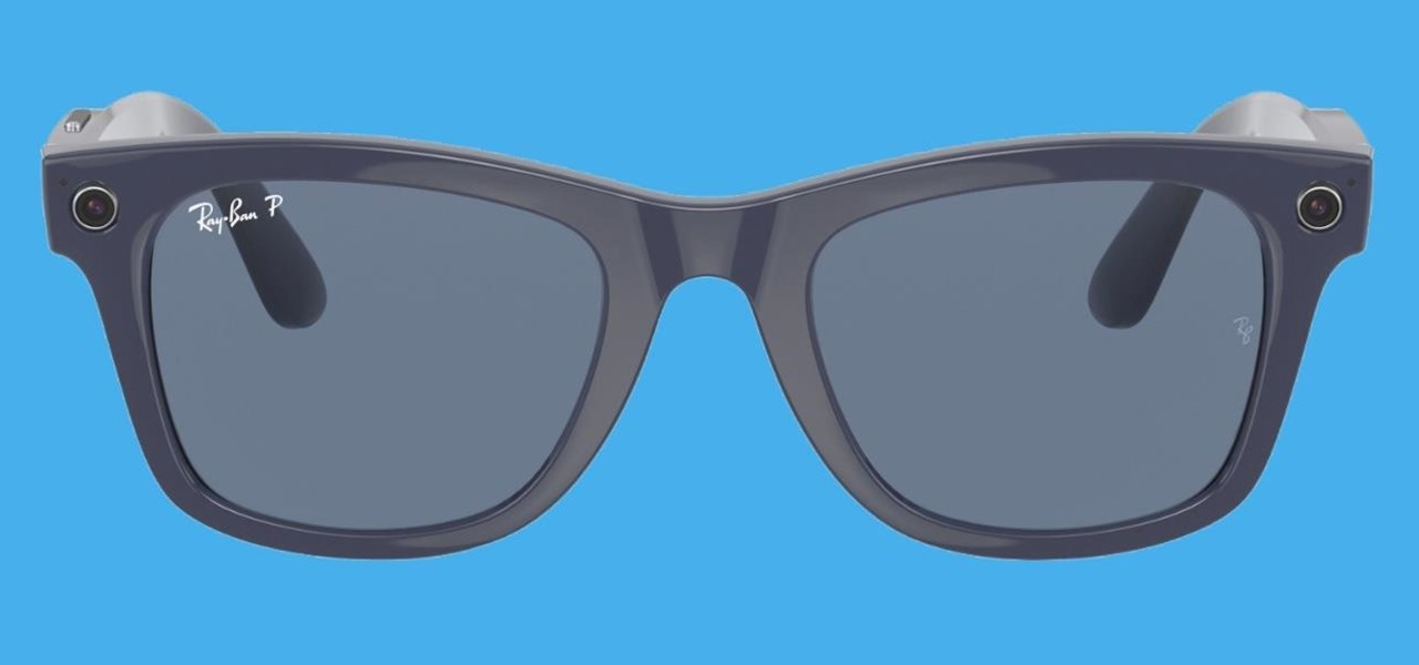 Facebook Ray-Ban Smartglasses Leak Reveals Fashionable Device with Cameras, Multiple Colors