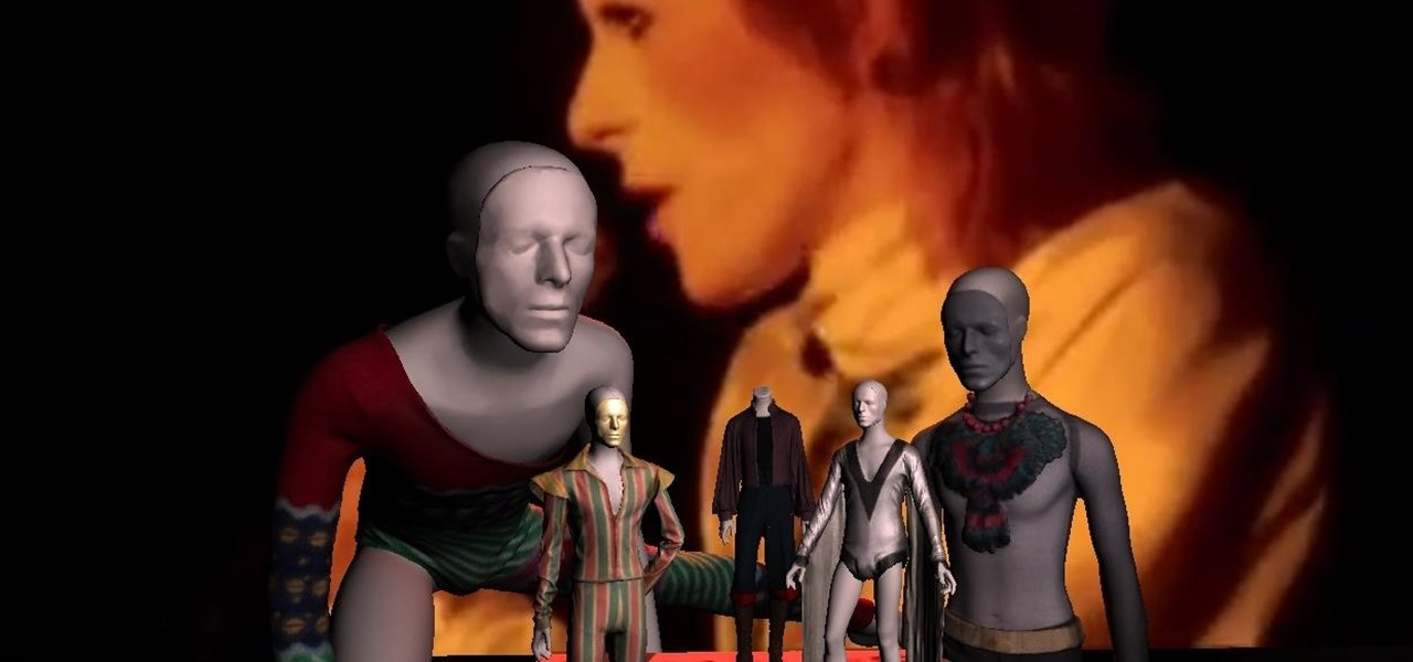 'David Bowie Is' App Delivers a Mesmerizing AR Tour of the Artist's Career with Gary Oldman as Guide