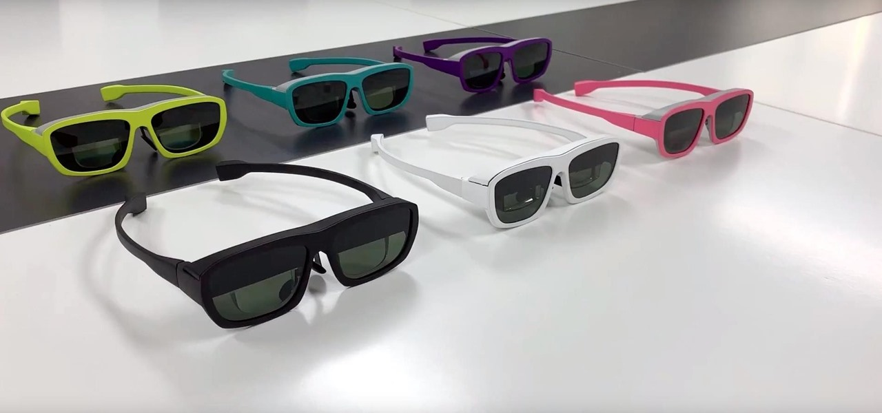 Mad Gaze Joins China's Consumer Smartglasses Gold Rush with Glow Wearable