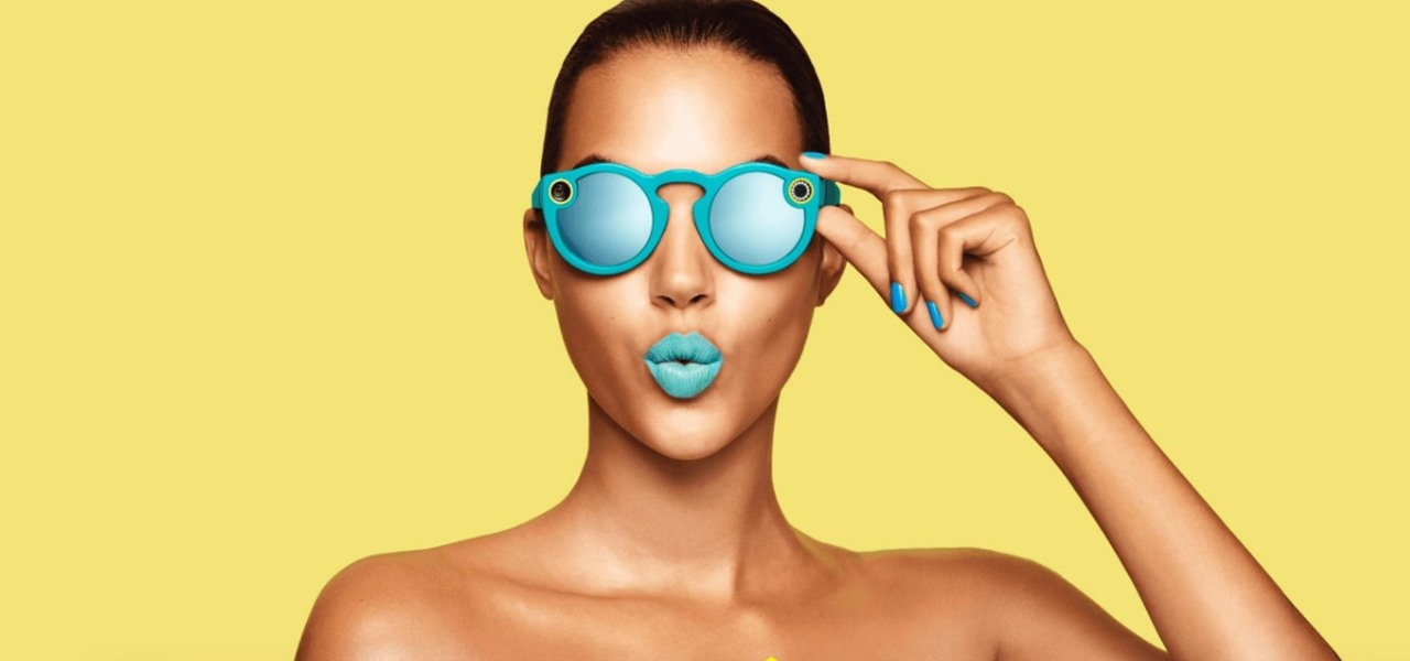Snapchat Debuts Rumored Glasses with No Augmented Reality Features