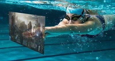 Vuzix Reveals Next-Gen M4000 Enterprise Smartglasses, Shows Off Smart Swim AR Wearable for Aquatic Athletes