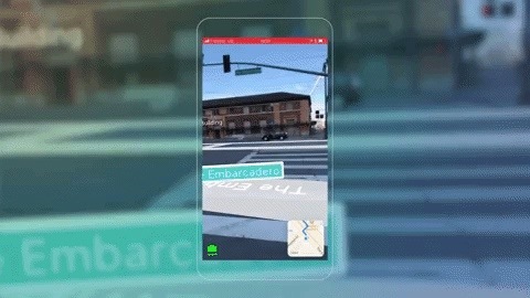 Apple AR: Blippar Charts New Territory with Launch of First AR Navigation App for iPhones & iPads