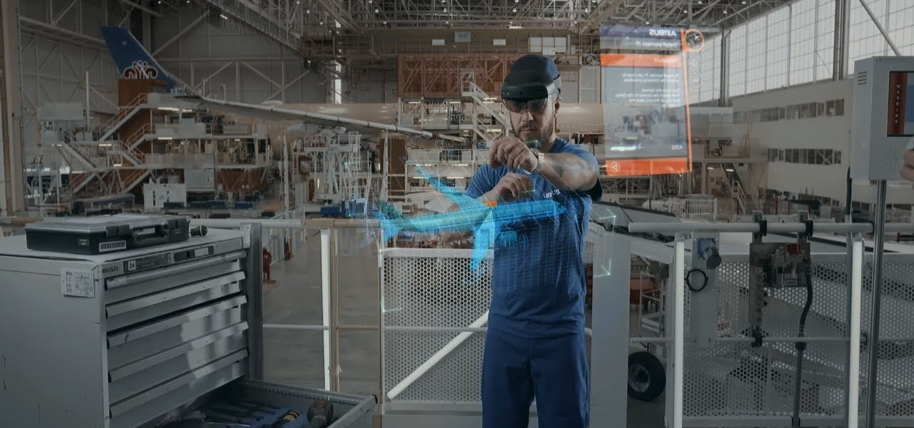 HoloLens 2 Lands at FCC, Samsung Adds Depth Cam to Galaxy Note 10+, & the Magic Leap Apps You Can't Miss