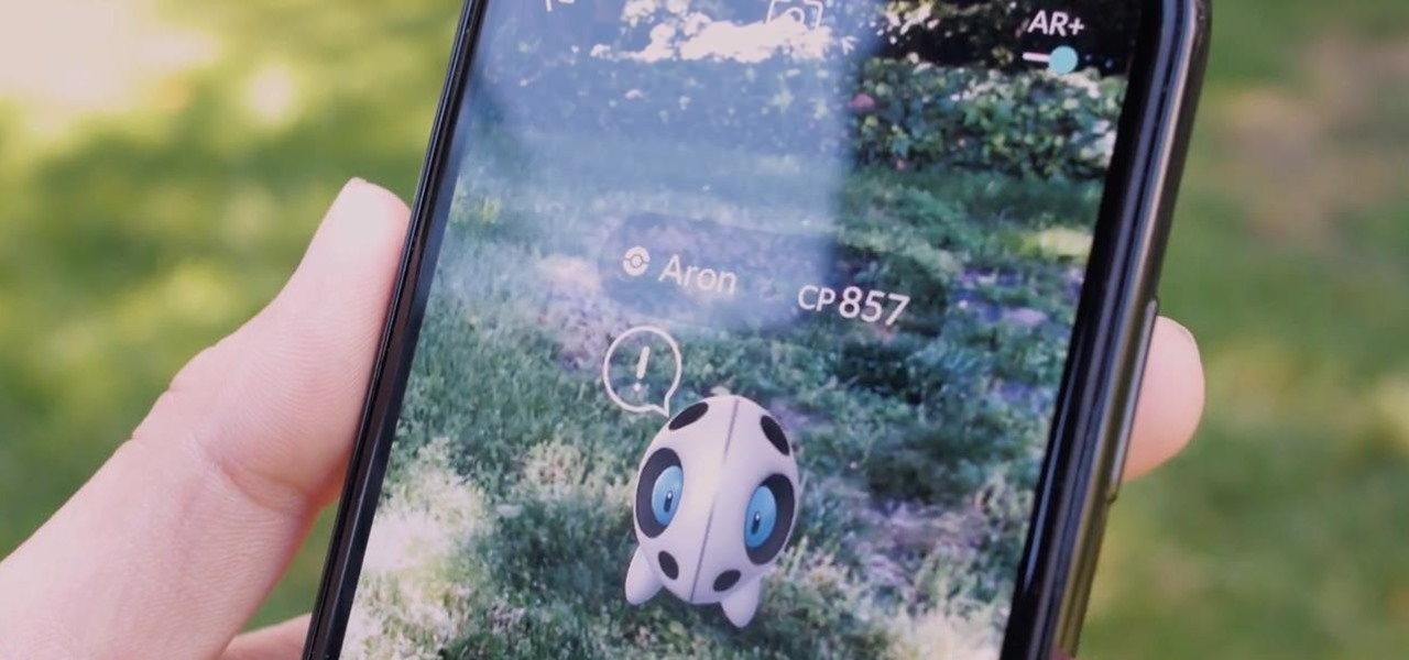 Niantic Levels the Pokémon GO Playing Field Between iPhone & Android with ARCore Support