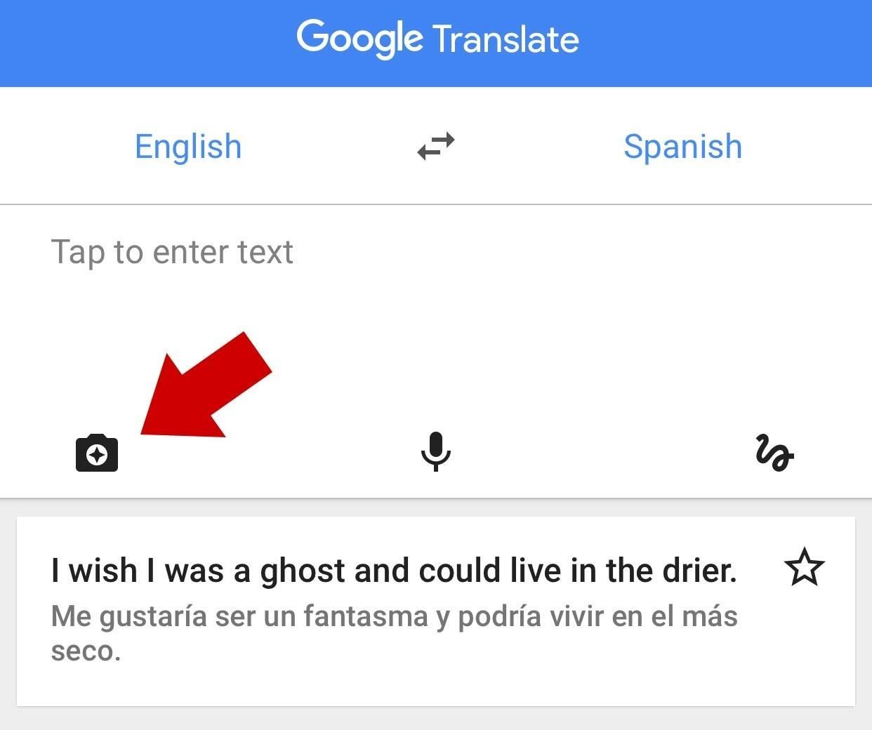 How to Use Your Smartphone's Camera to Instantly Translate Anything