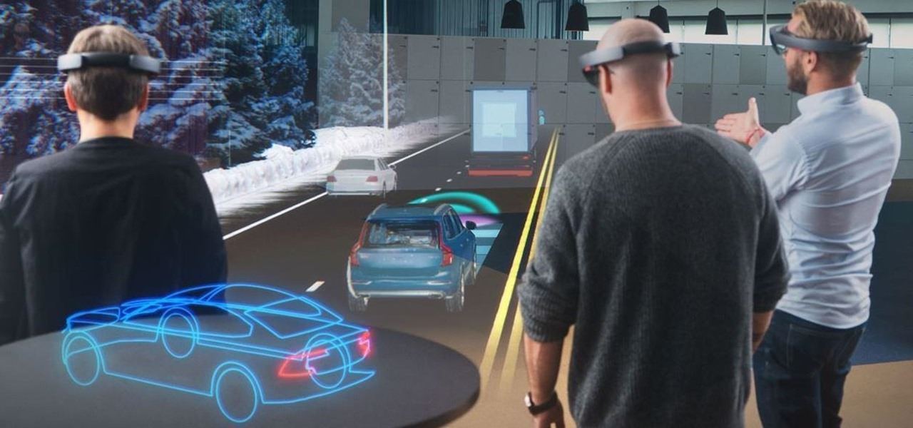 Volvo Takes Showrooming to the Next Level with a HoloLens