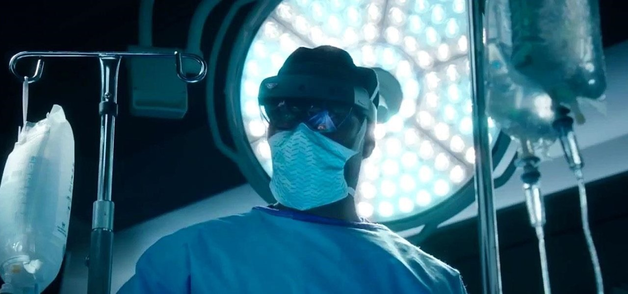Microsoft's HoloLens 2 Makes Primetime Debut on Fox TV Show 'The Resident'