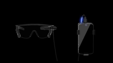 Lenovo's Newest Smartglasses Aimed at Enterprise Rather Than Consumers