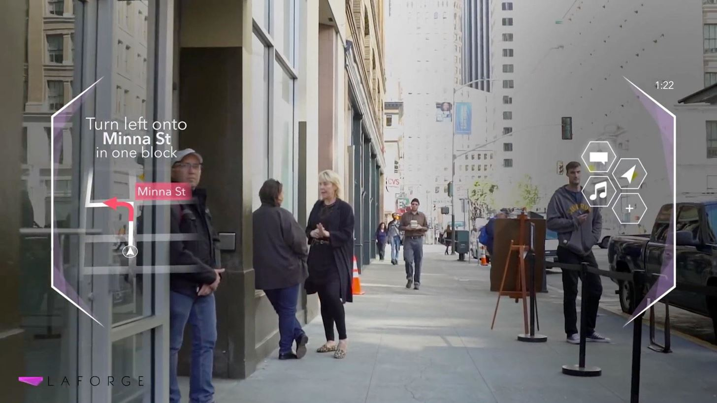 Shima Smartglasses Make Augmented Reality Fashionable