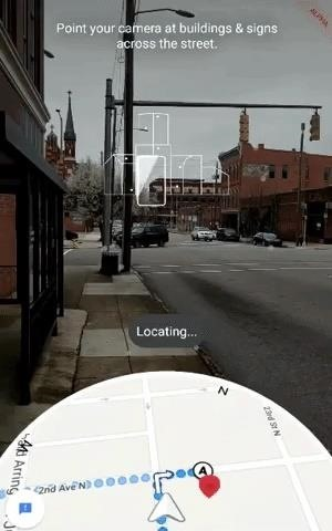 Hands-On with Google Maps Walking AR Navigation Experiments, a look at our Smartglasses Future
