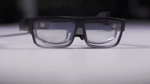 Lenovo Debuts Sleek ThinkReality A3 Smartglasses for Industrial & Office Use