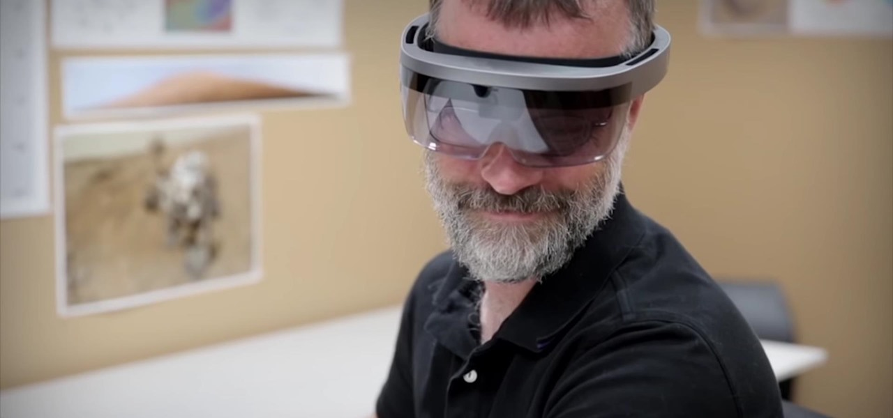 Did NASA Leak the HoloLens 2 in This Video?