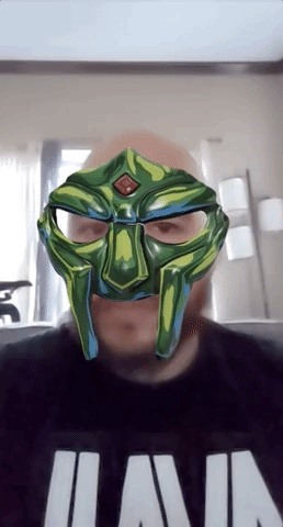 Augmented Reality Masks from MF Doom Auctioned as NFTs Fetch $1.6 Million